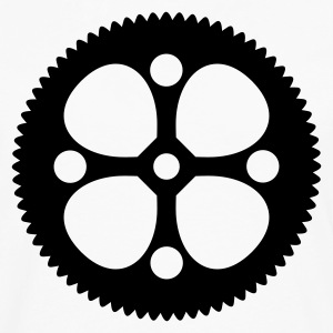 Gear Sprocket 1c - Men's Premium Long Sleeve T-Shirt