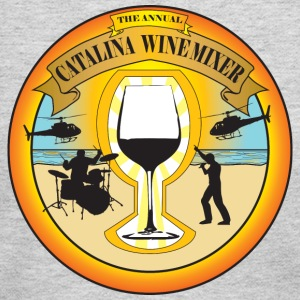 Catalina Wine Mixer T-Shirts - Women's Long Sleeve Jersey T-Shirt