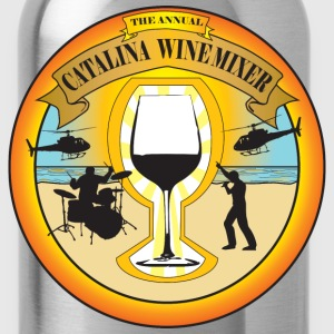 Catalina Wine Mixer T-Shirts - Water Bottle