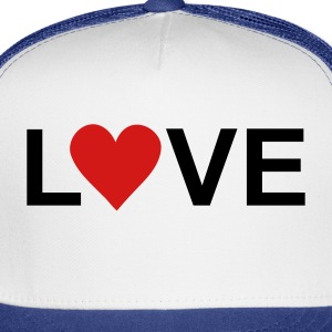 White love T-Shirts - Trucker Cap