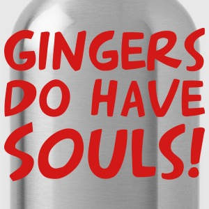 Gingers Do Have Souls! Men's T-shirt - Water Bottle