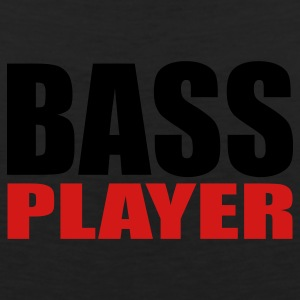 Female Bass Player - Men's Premium Tank