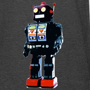 Asphalt robot T-Shirts - Men's Long Sleeve T-Shirt