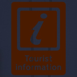 Navy Tourism - Tourist Information T-Shirts - Men's Hoodie