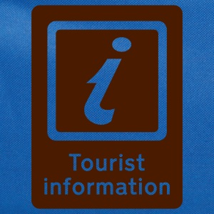 Navy Tourism - Tourist Information T-Shirts - Computer Backpack