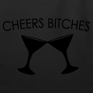 Cheers Bitches - Eco-Friendly Cotton Tote