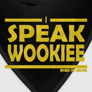 Brown wookie T-Shirts - Bandana