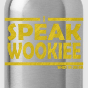 Brown wookie T-Shirts - Water Bottle