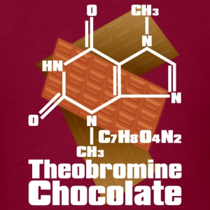 Chocolate - Men's T-Shirt