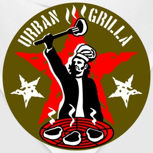 Urban Grilla, barbecue chef / cook - Bandana