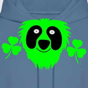 Royal blue funny irish monster St Patricks Day tribute T-Shirts - Men's Hoodie