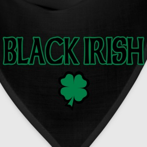 Black Irish T-Shirt - Bandana