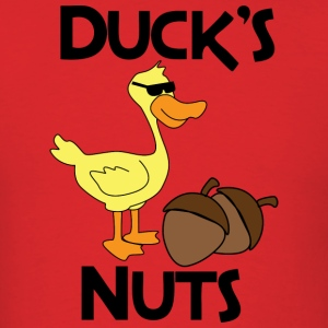 Duck's Nuts - Mens - Men's T-Shirt