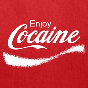 Enjoy Cocaine - Tote Bag