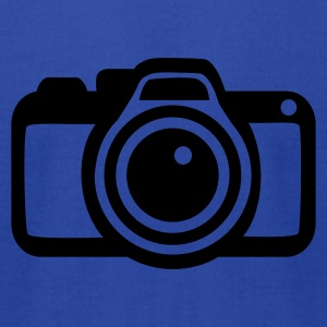 Moss Camera Tanks - Men's T-Shirt by American Apparel