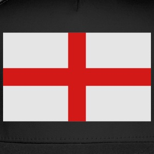 Black England Tanks - Trucker Cap
