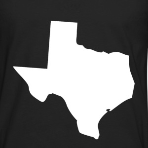 I Love Texas - Men's Premium Long Sleeve T-Shirt
