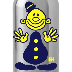 Circus clown - Water Bottle