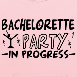 Pink bachelorette party in progress Women's T-Shirts - Kids' Hoodie