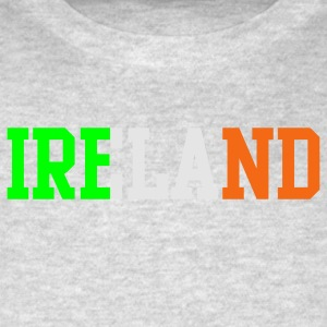 Heather grey ireland  Sweatshirts - Men's T-Shirt
