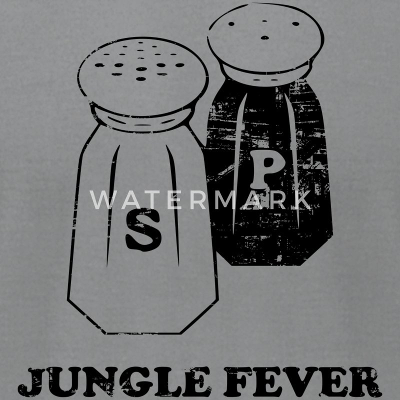 Slate Jungle Fever T-Shirts - Men's T-Shirt by American Apparel