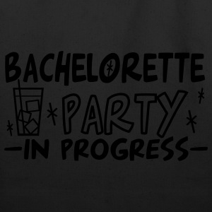 Black bachelorette party in progress vers2 Women's T-Shirts - Eco-Friendly Cotton Tote