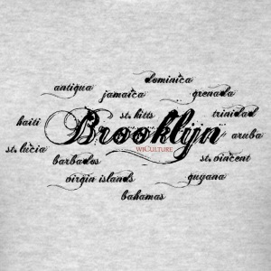Brooklyn + Islands - Men's T-Shirt