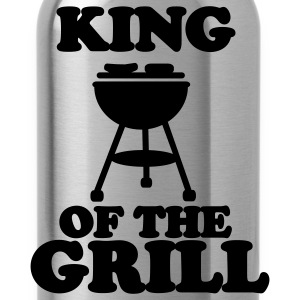 Navy Grill T-Shirts - Water Bottle