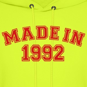 Gold Made in 1992 T-Shirts - Men's Hoodie