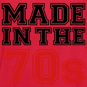 Red Made in the 70's Women's T-Shirts - Women's Flowy Tank Top by Bella