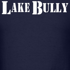 Navy LAKE BULLY Hoodies - Men's T-Shirt