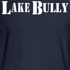 Navy LAKE BULLY Hoodies - Men's Long Sleeve T-Shirt