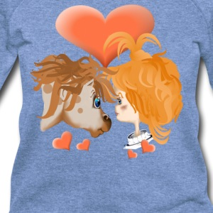 My PonyZ Love - Women's Wideneck Sweatshirt