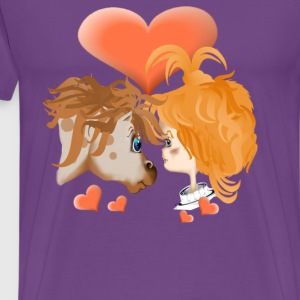 My PonyZ Love - Men's Premium T-Shirt