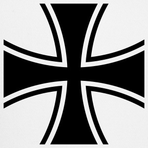 Iron Cross 1c - Trucker Cap