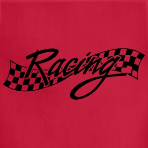 Red racing T-Shirts - Adjustable Apron