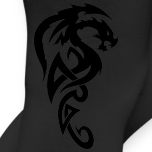 Black tribal dragon T-Shirts - Leggings