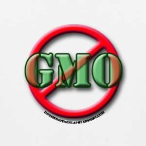 No GMO large buttons - Men's Premium Tank