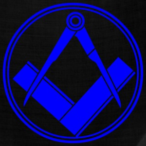 Black freemasonry T-Shirts - Bandana