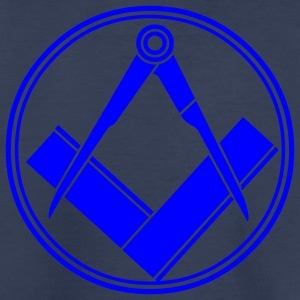 Navy freemasonry Kids' Shirts - Toddler Premium T-Shirt