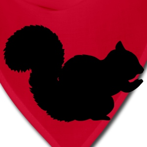 Red squirrel T-Shirts - Bandana