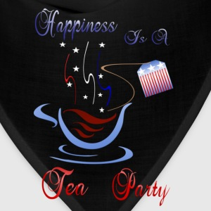 Happiness Is A Tea Party - Bandana