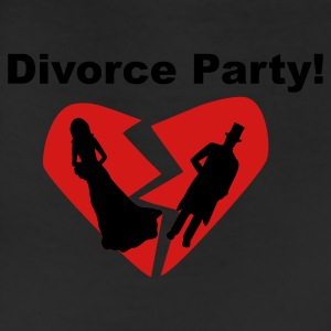 White Divorce Party! T-Shirts - Leggings