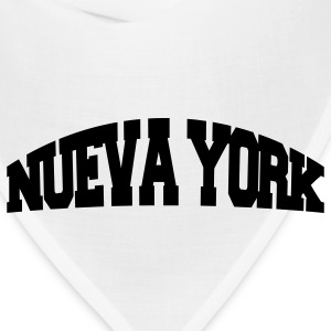 Heather grey nueva york Women's T-Shirts - Bandana