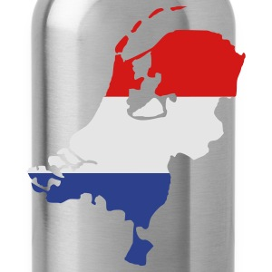 Gold Netherlands T-Shirts - Water Bottle