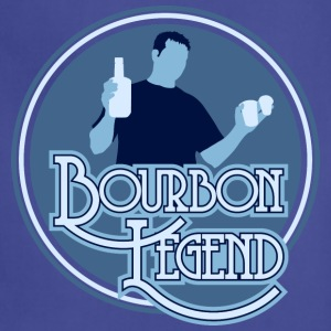 Bourbon Legend - Adjustable Apron