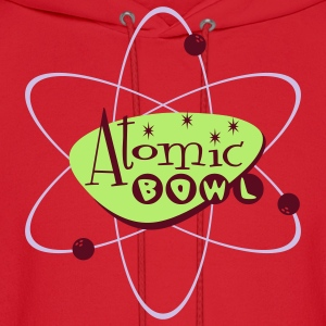 Creme Atomic Bowl Women's T-Shirts - Men's Hoodie
