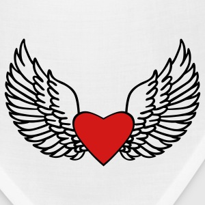 Heart and Wings - Bandana