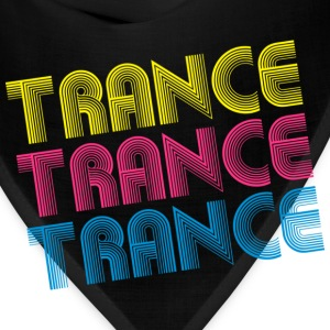 Black Fancy Trance Kids' Shirts - Bandana