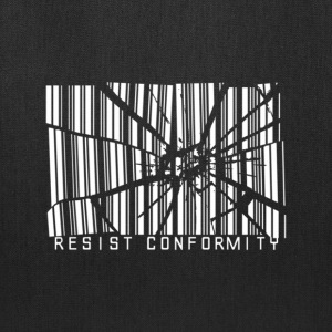 Resist Conformity - Tote Bag